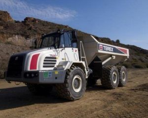 Terex TA30 Articulated Dump truck Maintenance Manual