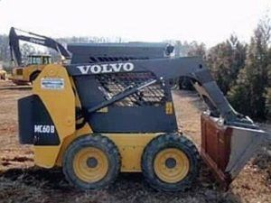 Volvo Mc60b Skid Steer Loader Workshop Service Manual